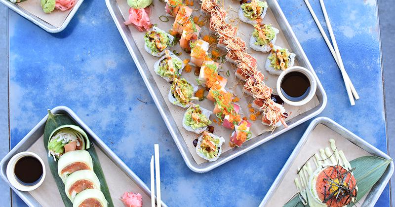 Hōru Sushi