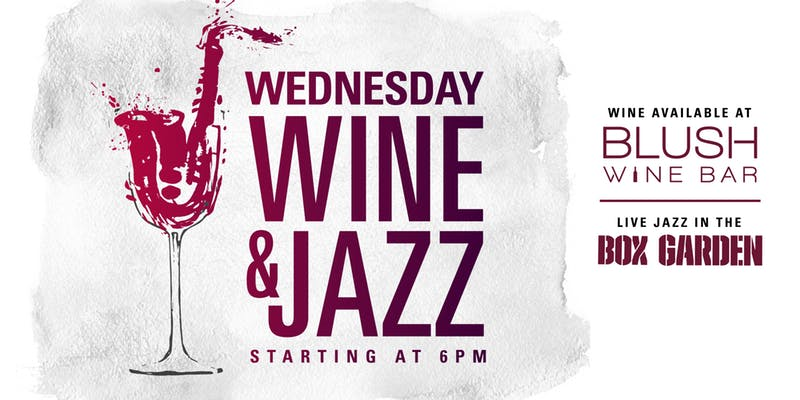 Wine & Jazz at Legacy Hall