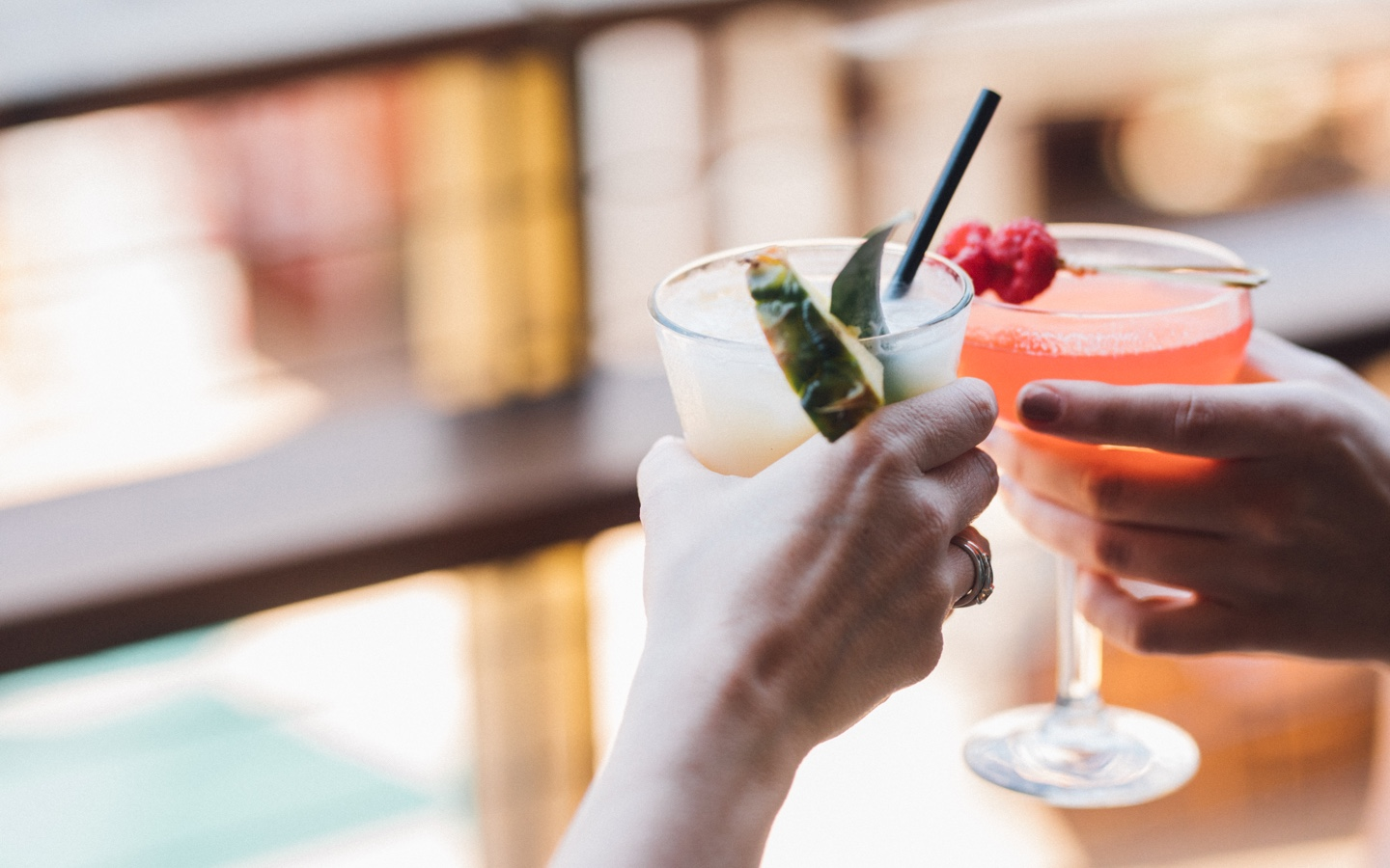 DYK: HAPPY HOUR, IT'S A THING…