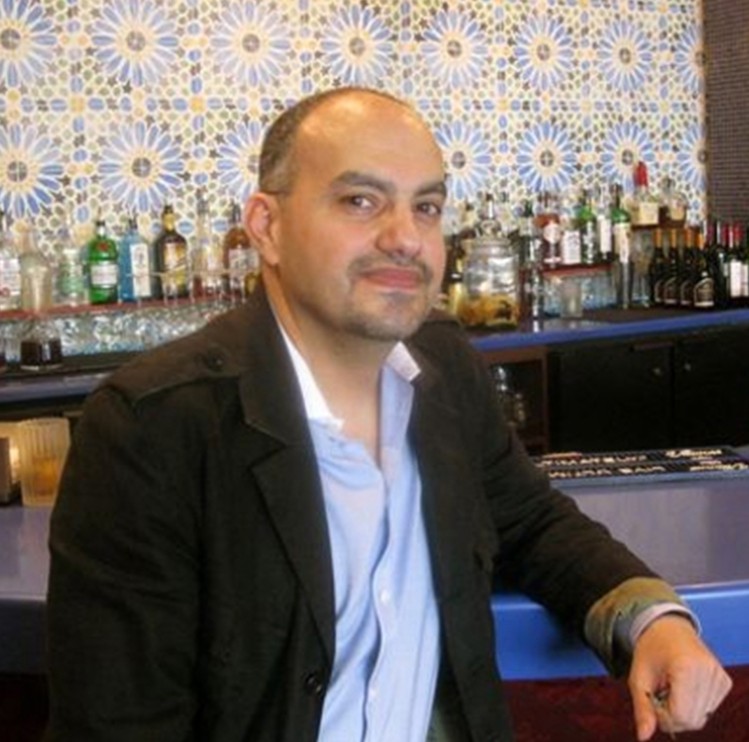 Chef -  Chef Yaser Khalaf