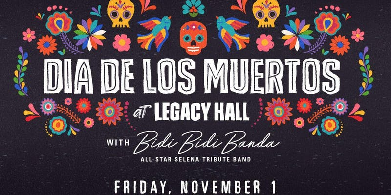 Dia De Los Muertos feat. Bidi Bidi Banda - hero