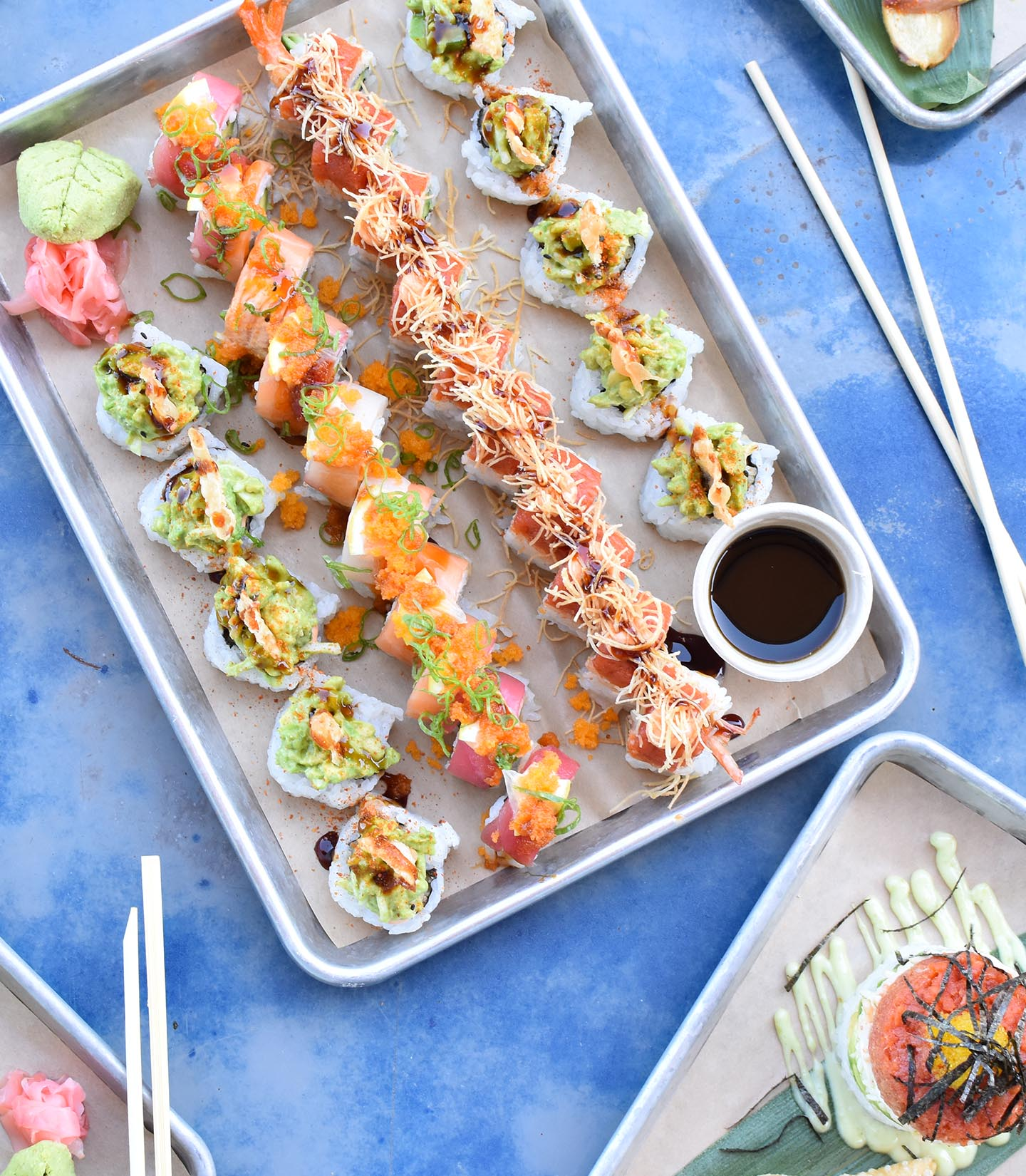 Hōru Sushi - hero