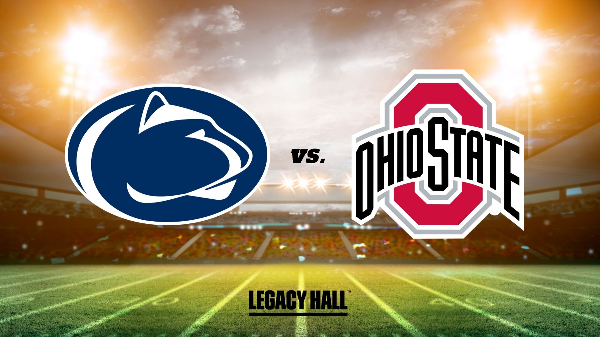 Penn State vs Ohio State Watch Party