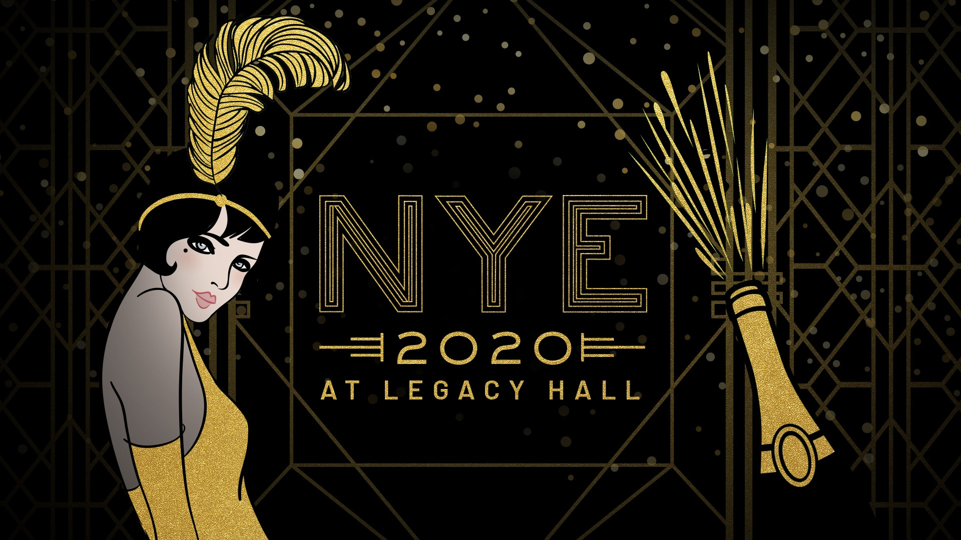 Roaring 2020s NYE Party