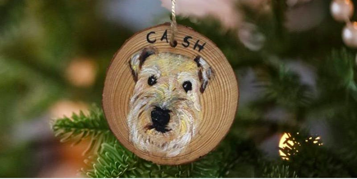 Paint Your Pet Ornament at Legacy Hall - hero