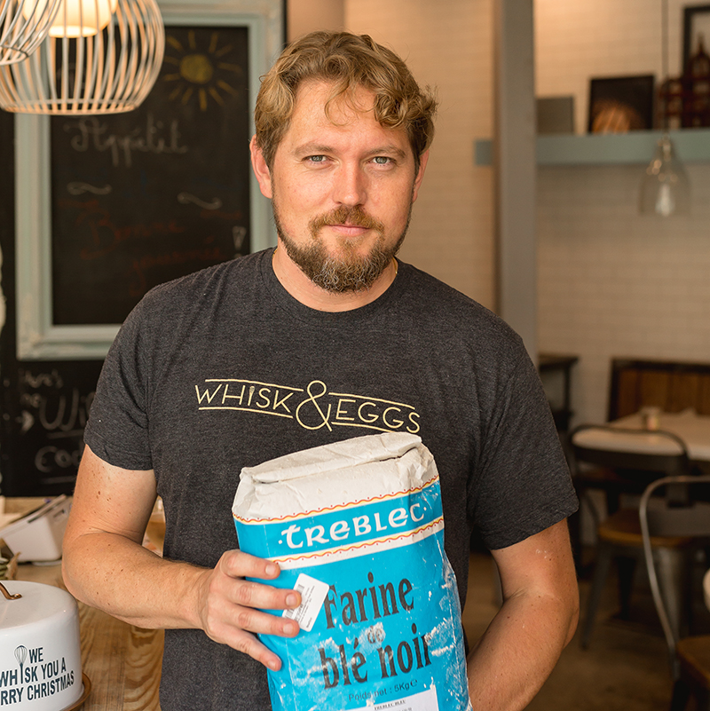 Chef - Chef Julien Eelsen