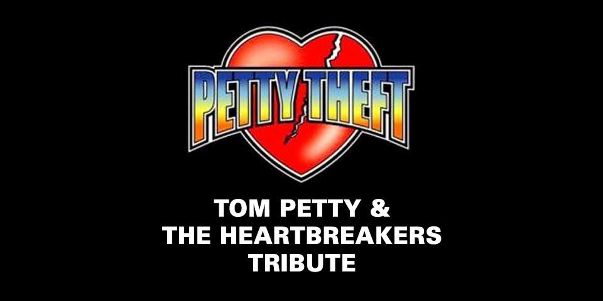 Promo image of Petty Theft (Tom Petty Tribute)