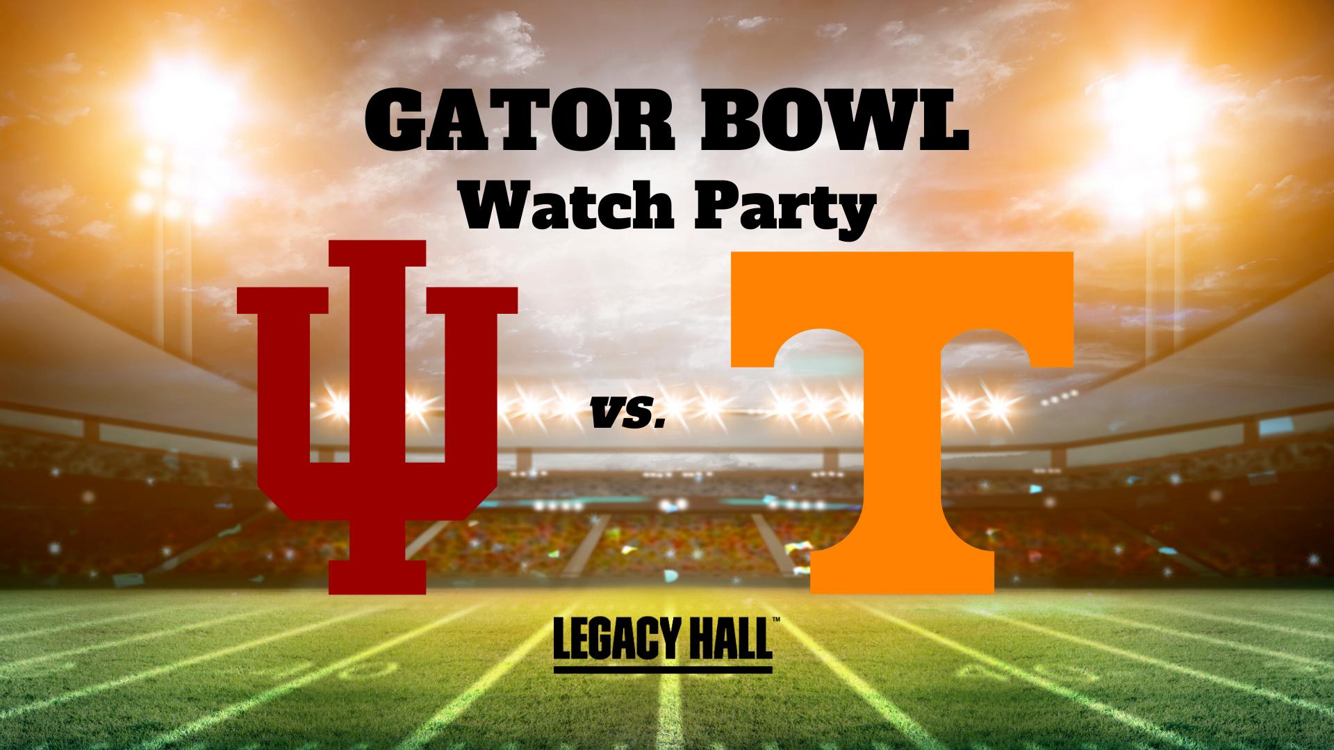 Gator Bowl Watch Party - hero