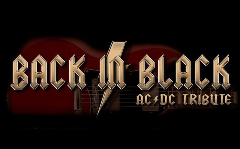 Promo image of Back in Black (AC/DC Tribute)