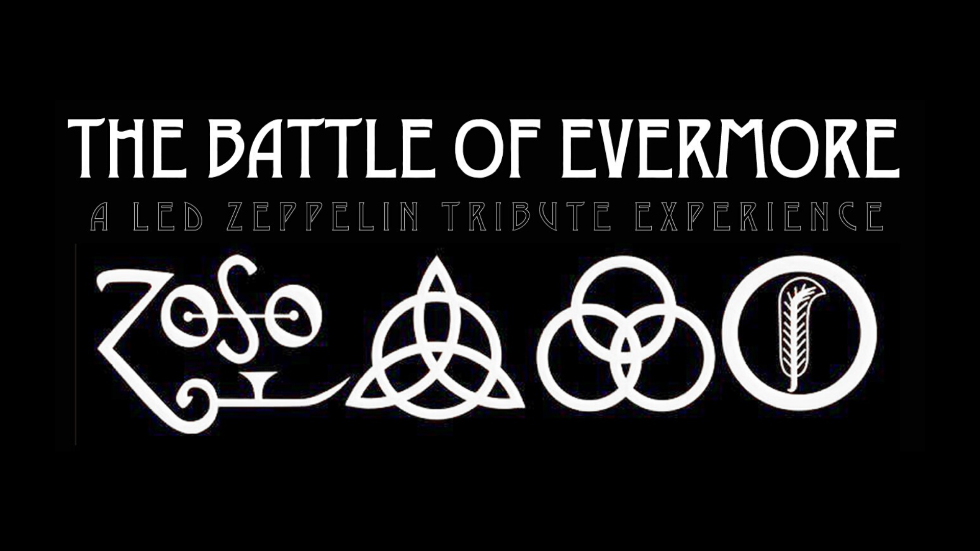 Promo image of Battle of Evermore (Led Zeppelin Tribute)