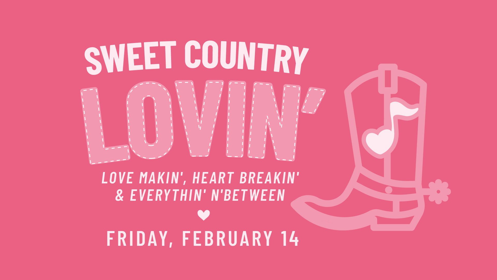 Sweet Country Lovin' Concert