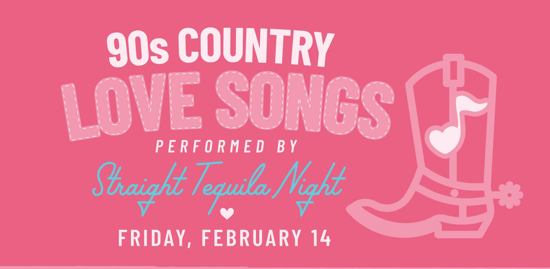 Promo image of Sweet Country Lovin' by Straight Tequila Night