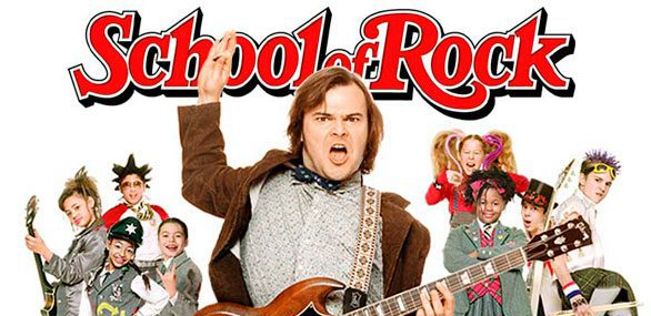 Promo image of Movie Night: School of Rock