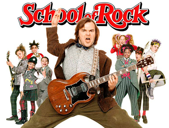 Movie Night: School of Rock