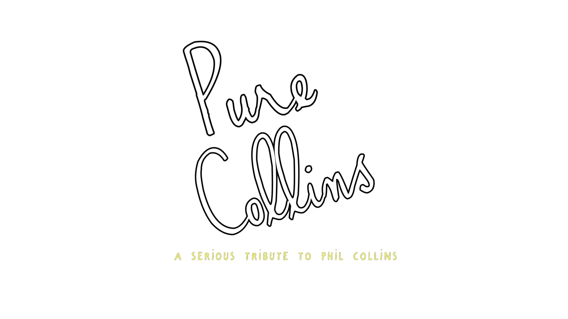 Promo image of Pure Collins: A Tribute to Phil Collins