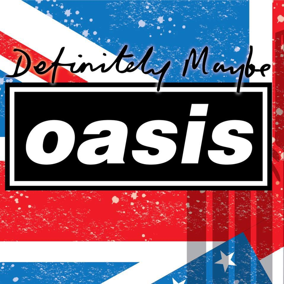 Promo image of Definitely Maybe (Oasis Tribute)