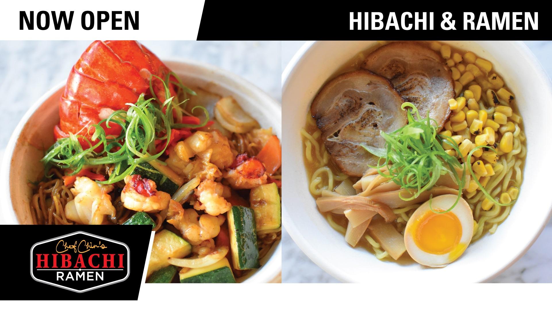 Hibachi & Ramen