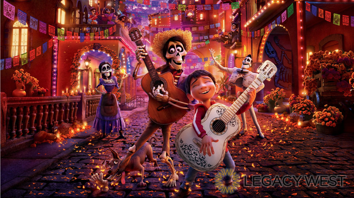Promo image of Spring Break Movie Series: Coco
