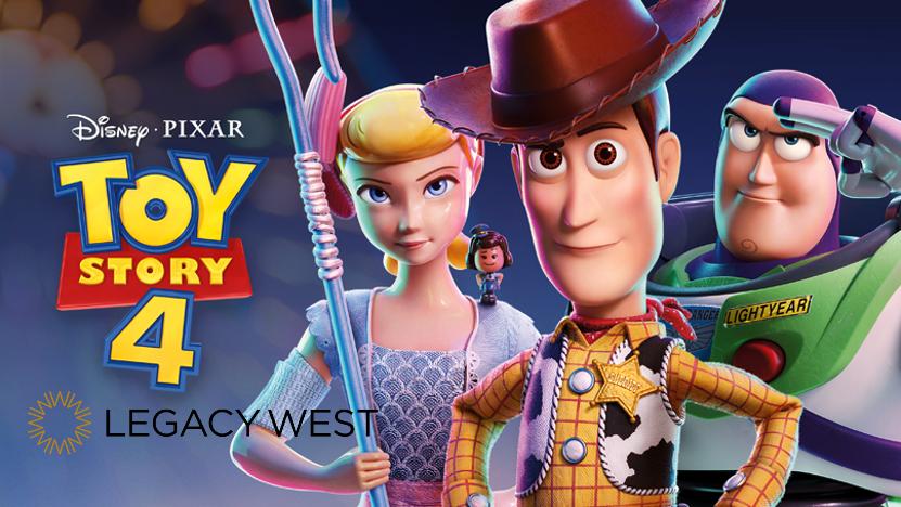 Promo image of Spring Break Movie Series: Toy Story 4 + Meet Buzz!