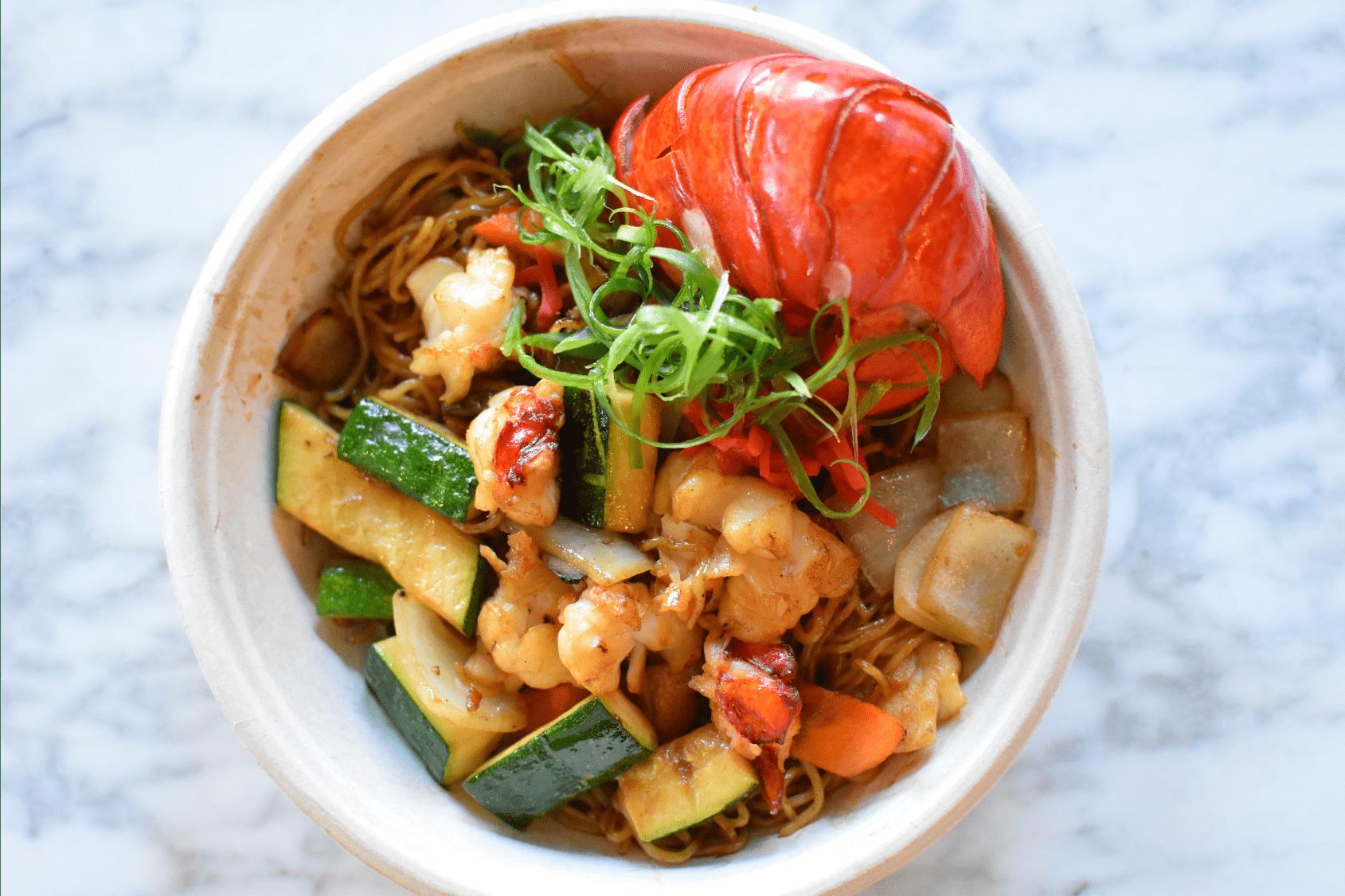 Opening Feb. 18: Chef Chin's Hibachi & Ramen