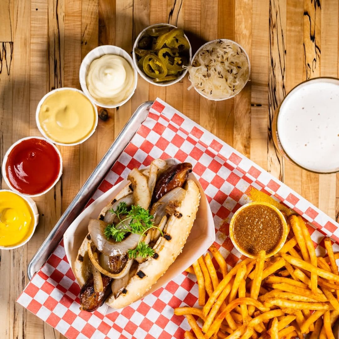 Degenhardt's Brat Haus – NOW ON FLOOR 3