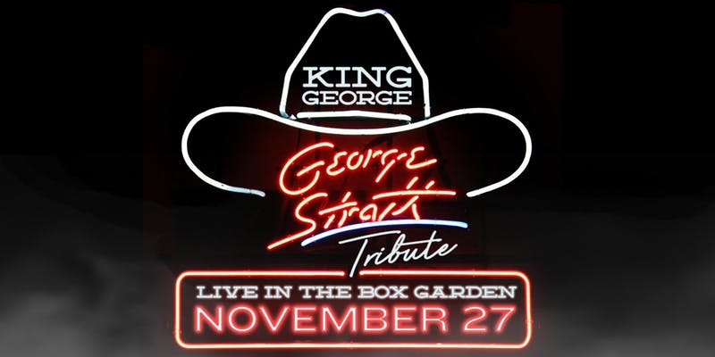 Be Thankful for King George: George Straight Tribute Band - hero