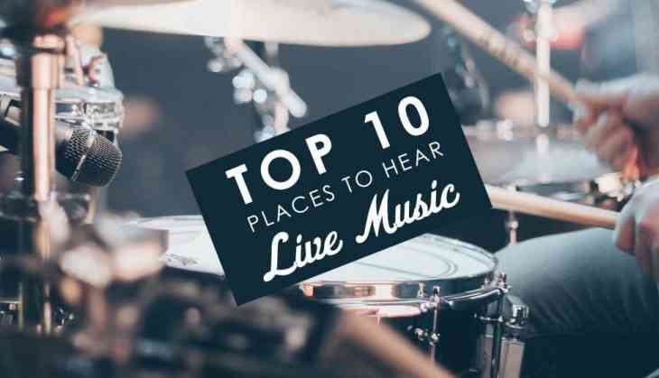 The top 10 places to hear live music in Plano