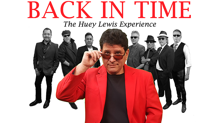 Back In Time: The Huey Lewis Experience - hero