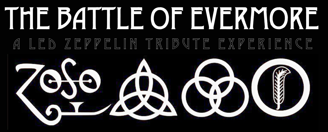 Promo image of Led Zeppelin Tribute: The Battle of Evermore
