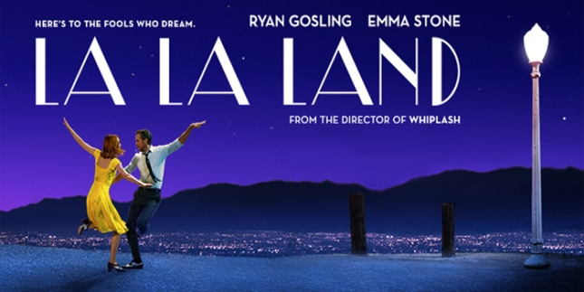 Movie Night: La La Land - hero