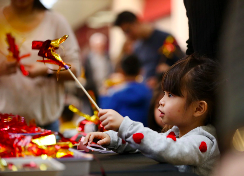 Celebrate Lunar New Year at These Family Fun Events