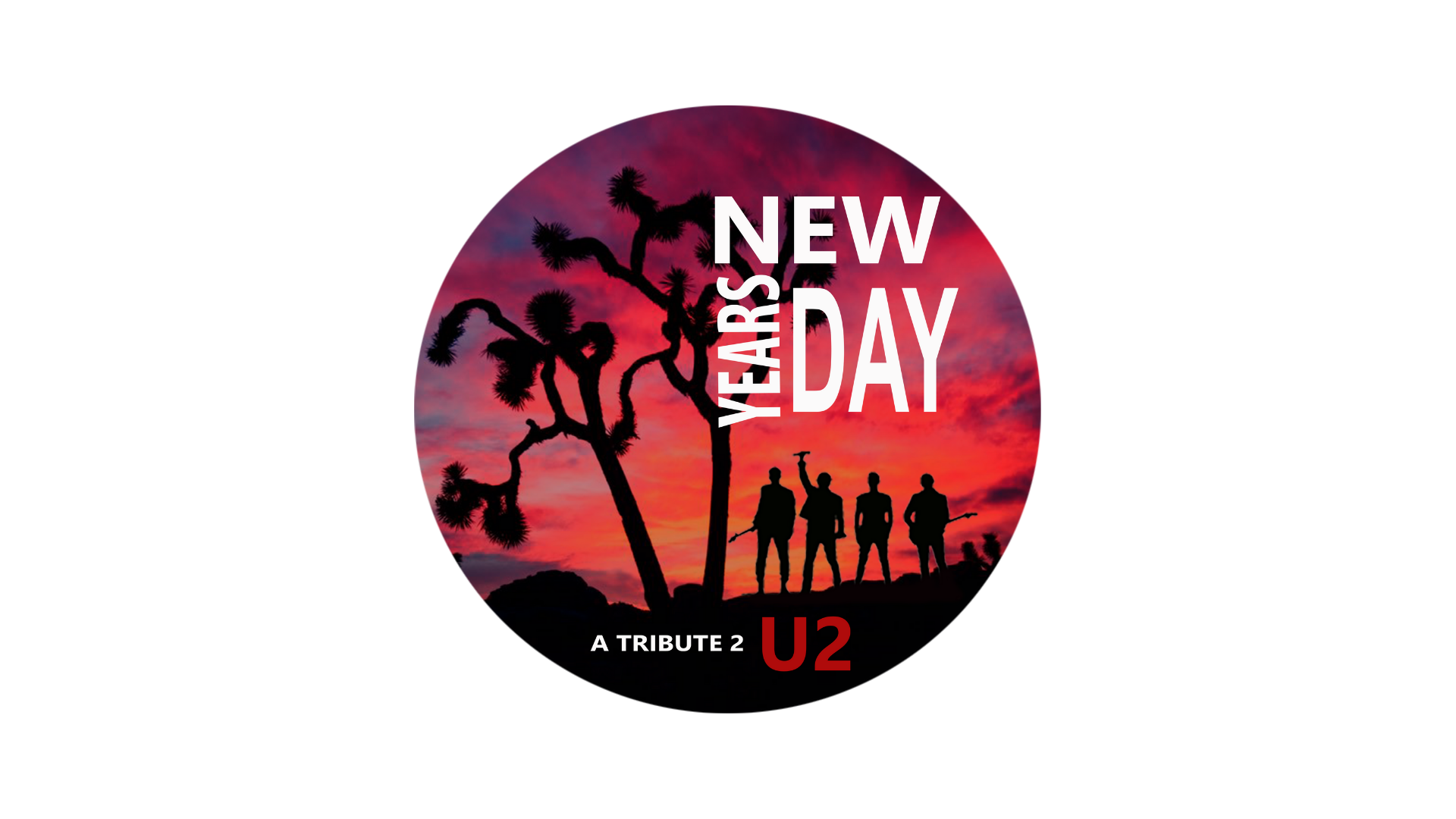 Promo image of U2 Tribute: New Years Day