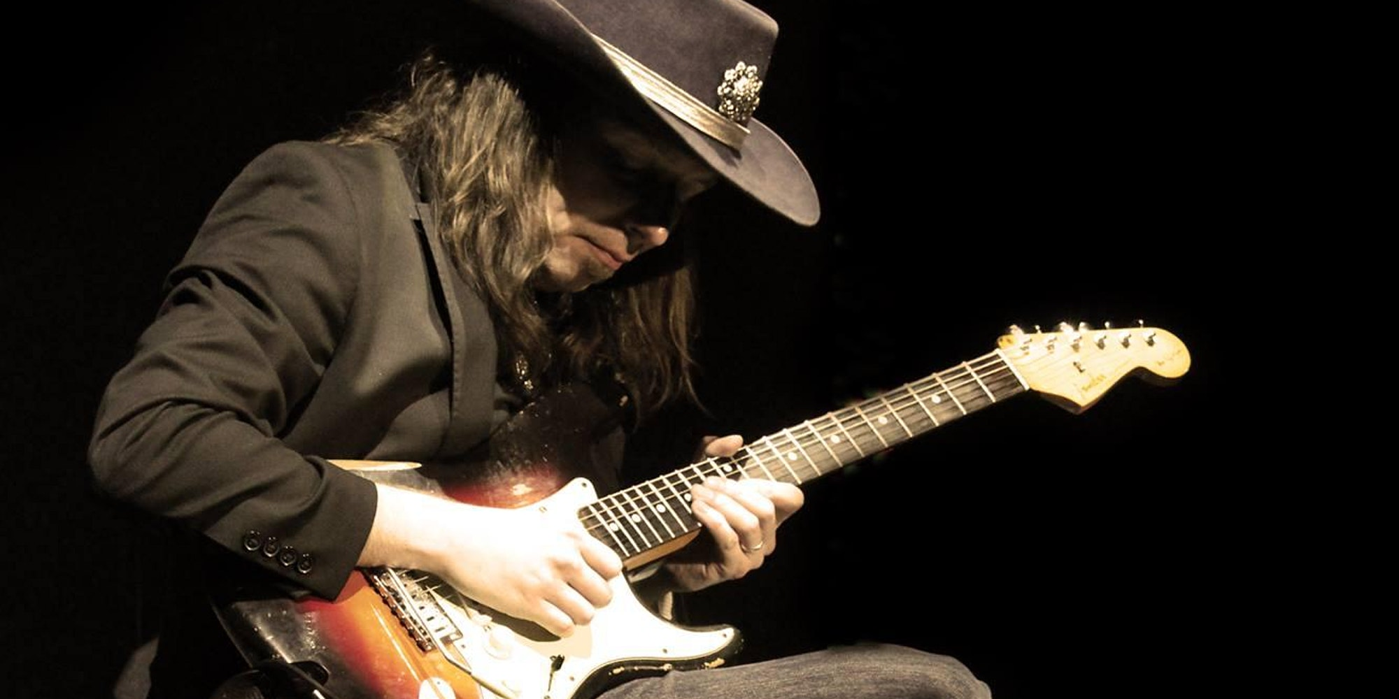 Promo image of Stevie Ray Vaughan Tribute: Texas Flood