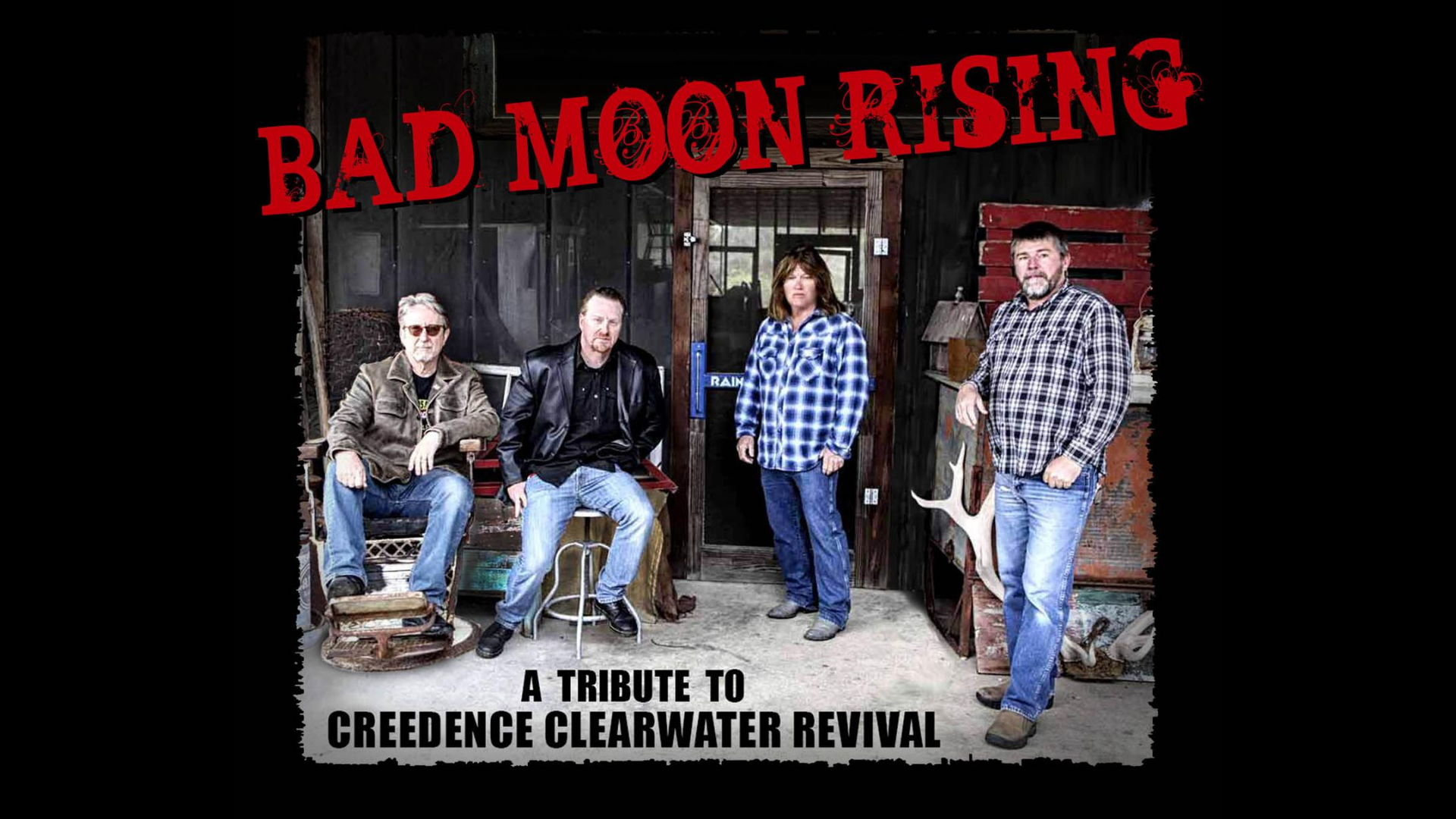 Labor Day Weekend with CCR Tribute: Bad Moon Rising - hero