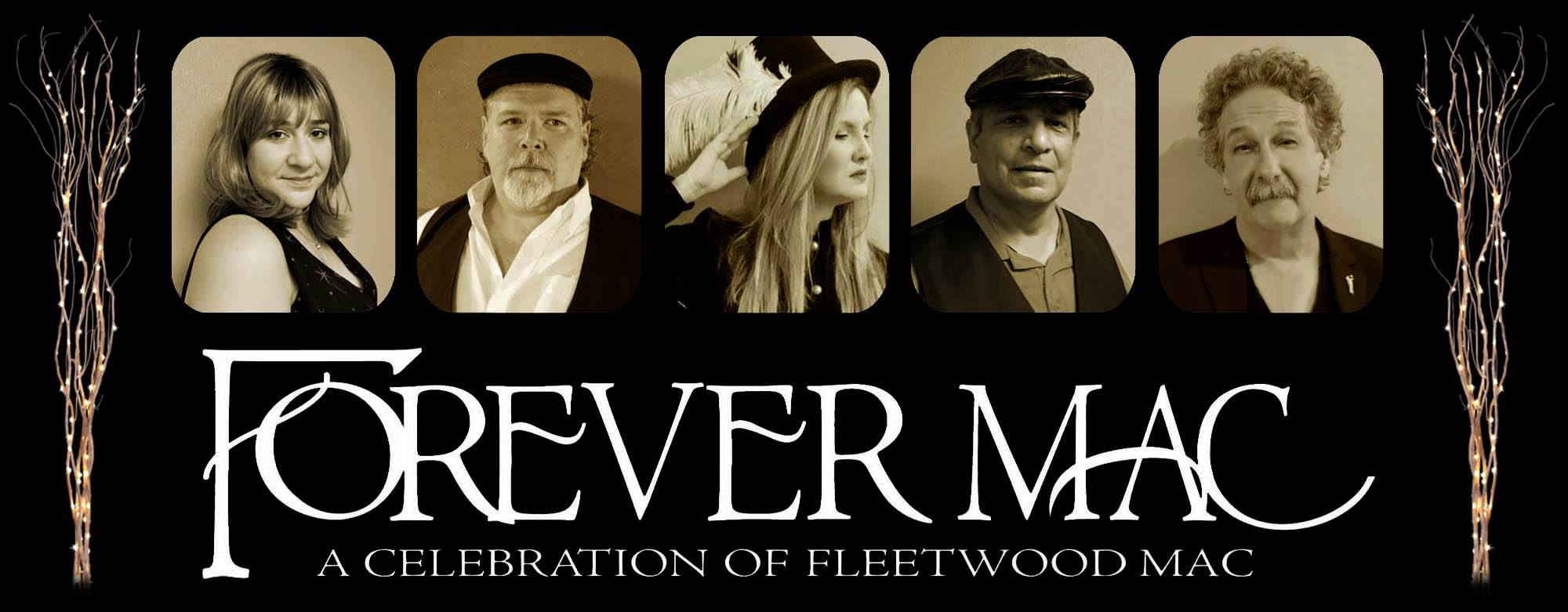 Fleetwood Mac Tribute: Forever Mac - hero