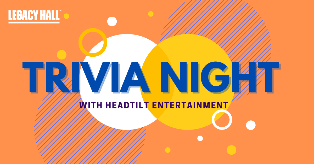 Trivia Night at Legacy Hall - hero