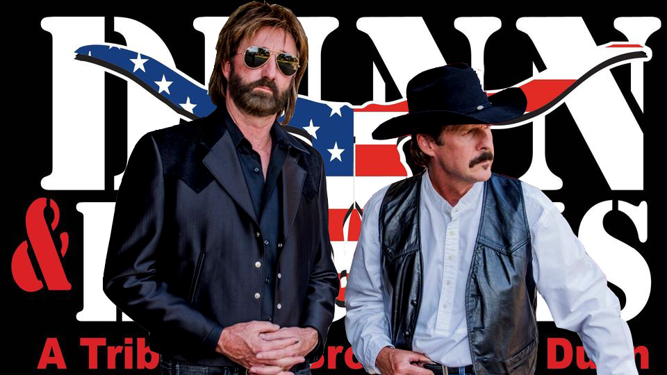 Promo image of Brooks and Dunn Tribute: Dunn & Brooks