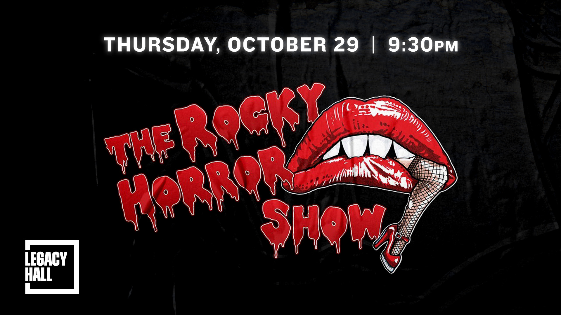 Promo image of The Rocky Horror Picture Show [21+]