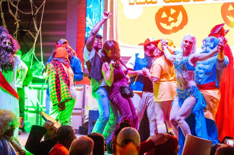 Where to Celebrate Halloween 2020 in Dallas