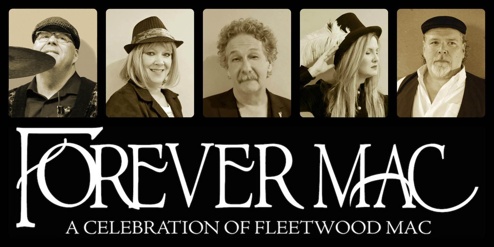 Promo image of Fleetwood Mac Tribute: Forever Mac