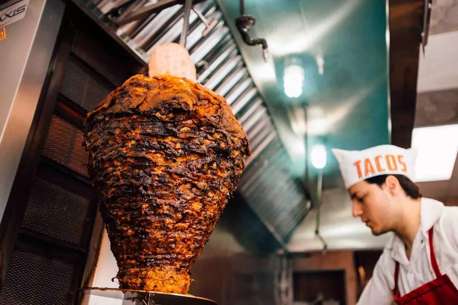 Eater Dallas: Cheesy, Birria-Stuffed Tacos Arrive Today at Plano's Legacy Hall