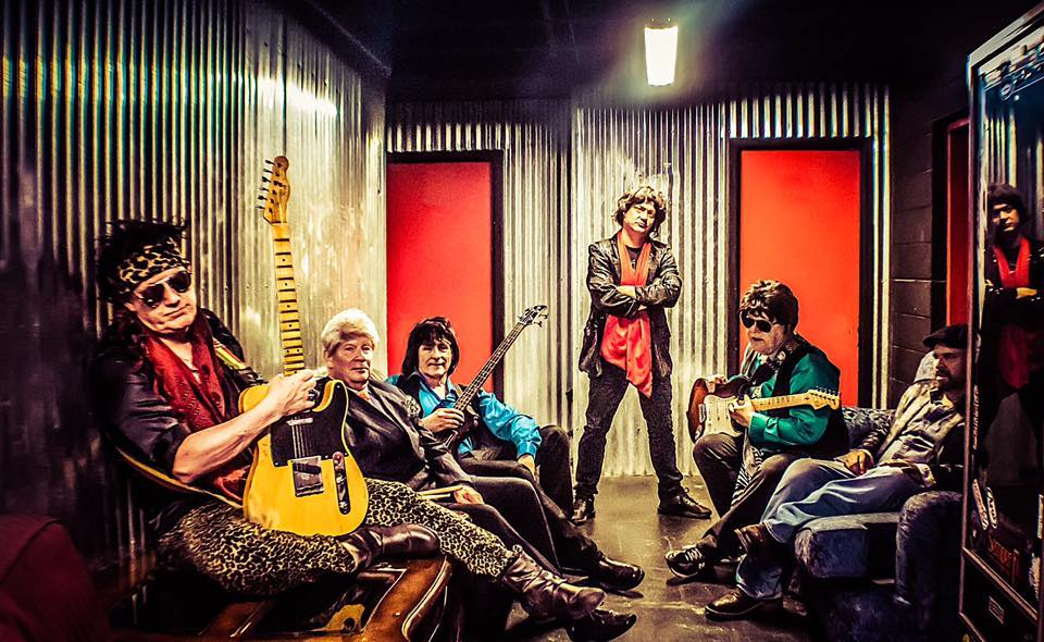 Promo image of The Rolling Stones Tribute: The Stoneleighs