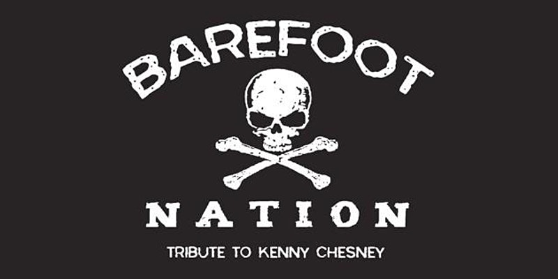 Promo image of Kenny Chesney Tribute: Barefoot Nation