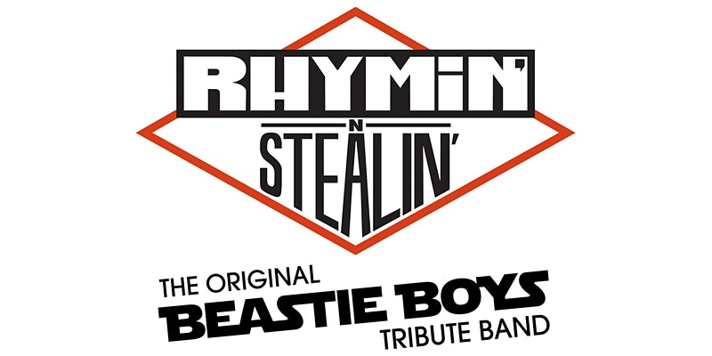 Promo image of Rhymin' N Stealin' The Original Beastie Boys Tribute Band