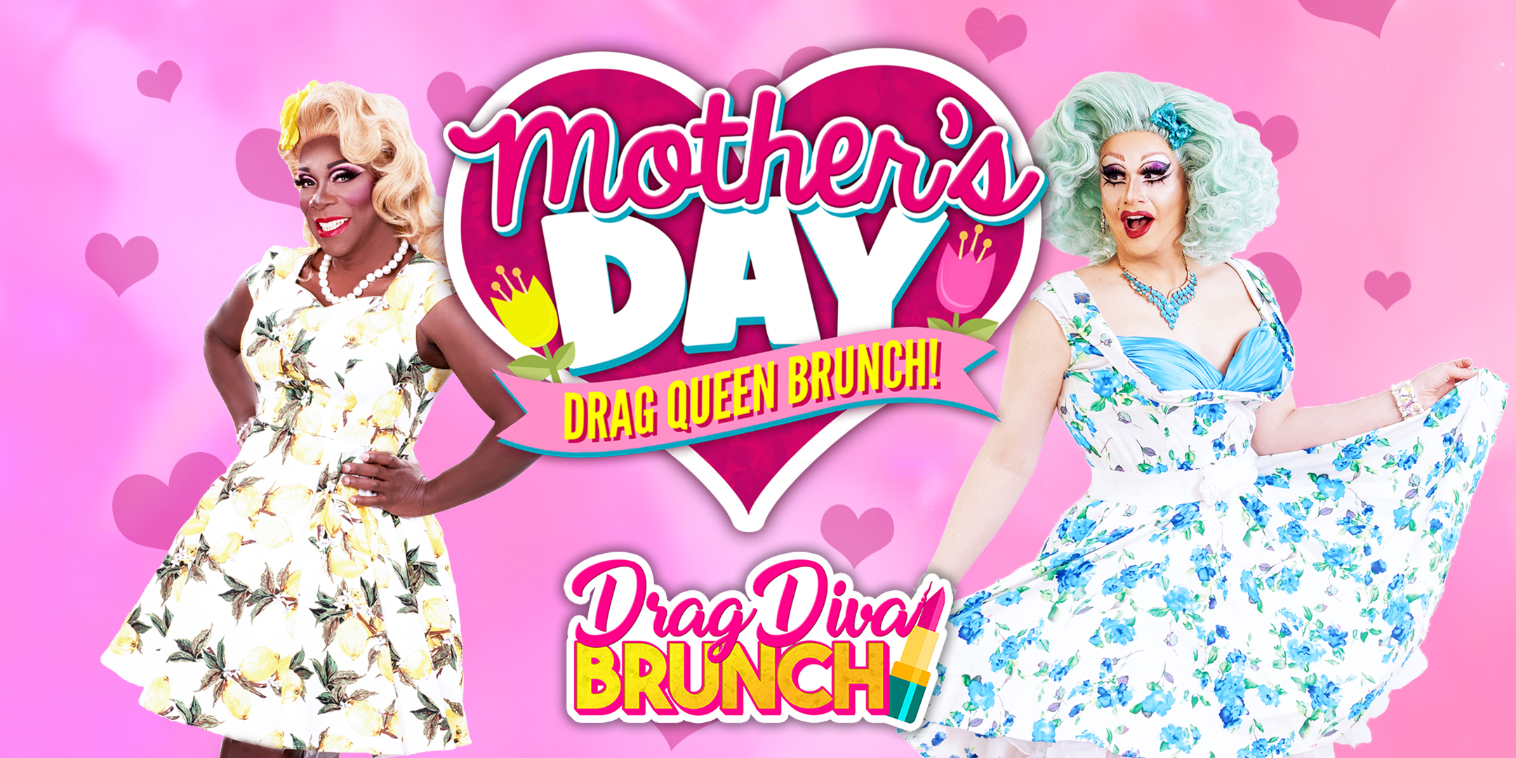Promo image of Mother's Day Drag Brunch at Legacy Hall
