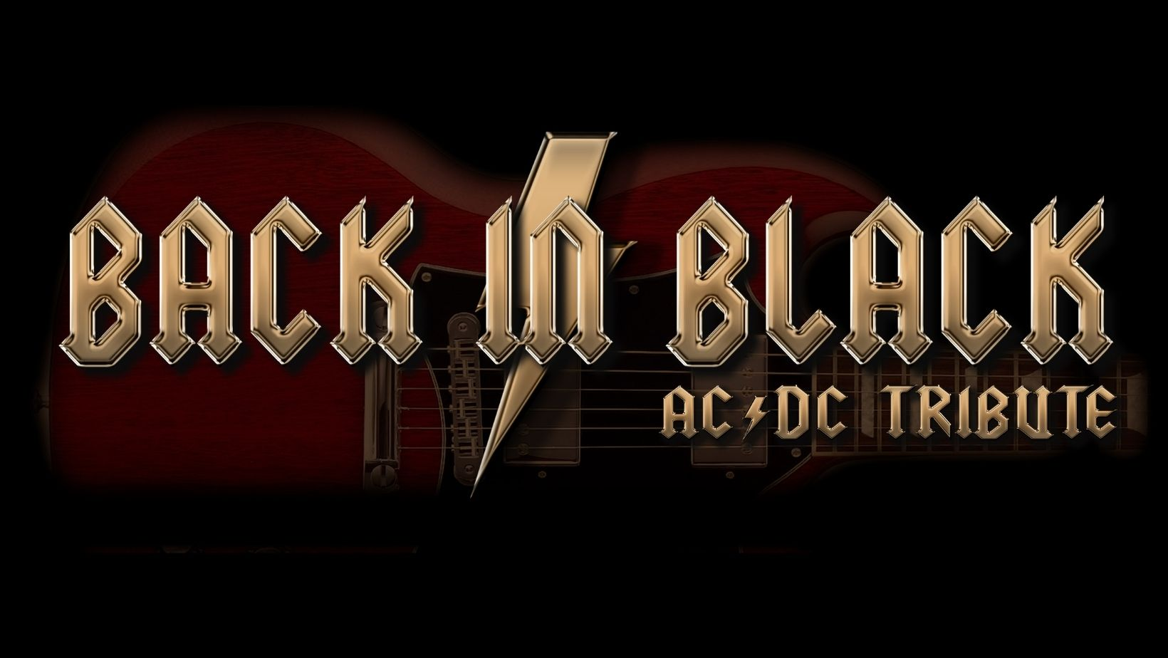 Promo image of AC/DC Tribute: Back in Black