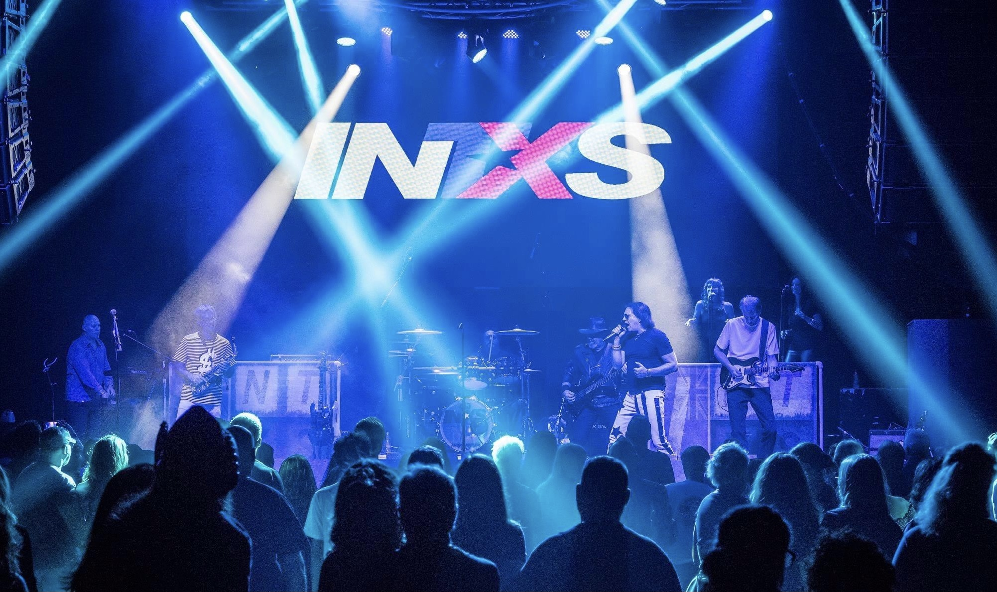INXS Tribute: INTXS at Legacy Hall - hero