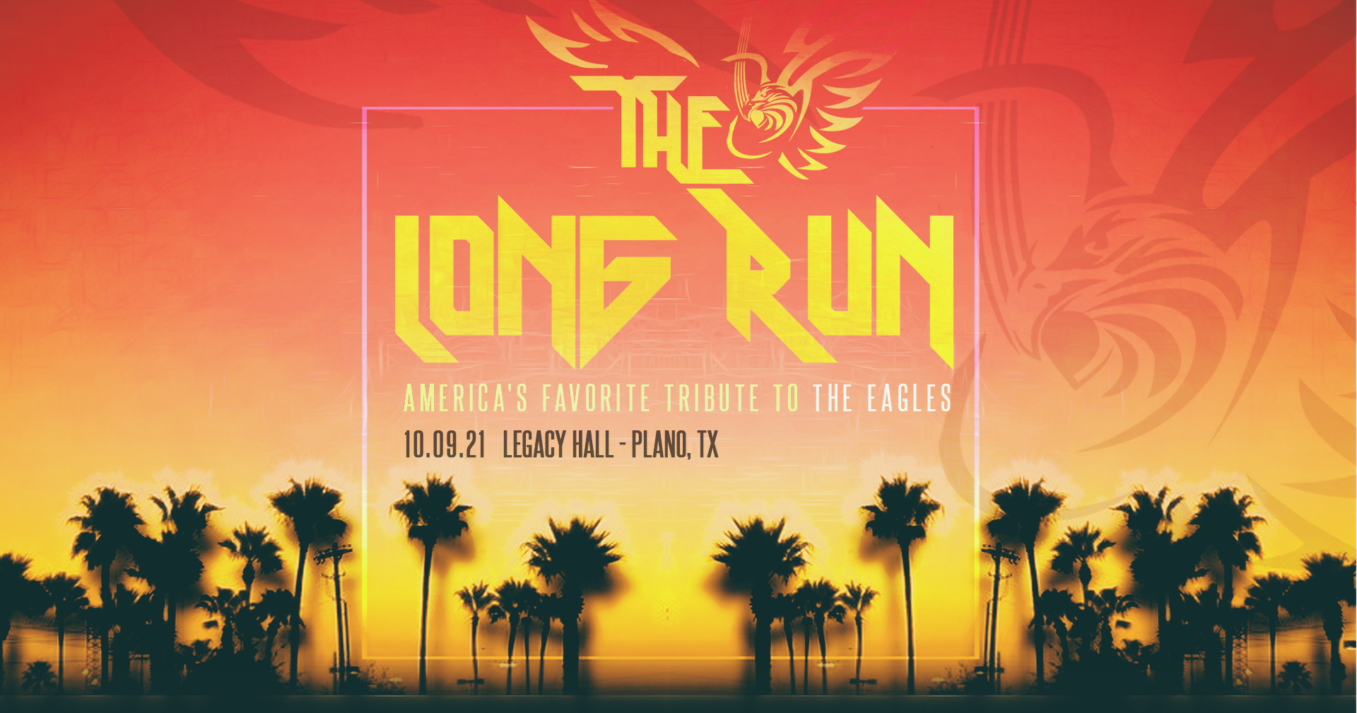 Promo image of Eagles Tribute: The Long Run
