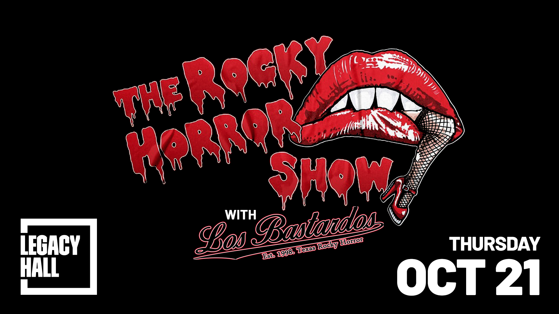 The Rocky Horror Picture Show [21+] - hero